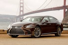 lexus ls hydrogen lexus lf fc flagship concept is a thinly veiled ls with fuel cell