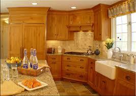 honey oak kitchen cabinets pertaining to youtube decor 1