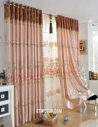 Overstock Blackout Curtains Pink Swag Overstock Cheap Pleat Country Curtains