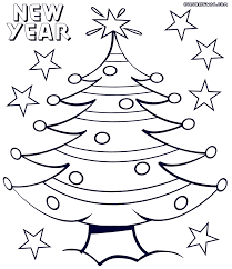 new year coloring pages coloring pages to download and print