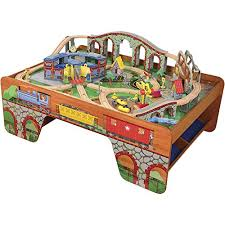 imaginarium metro line train table amazon toy train tables home design ideas and pictures