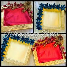 wedding trays ideas for indian wedding trays tbrb info