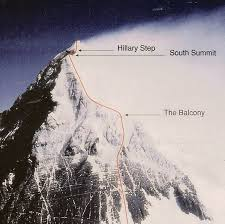 Map Of Everest Truth Of Everest Tragedy Is Even More Horrifying Than Film Shows