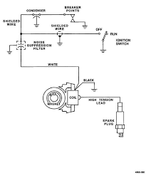 figure 5 28 breaker point ignition wiring diagram