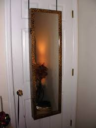 Jewelry Armoire Over The Door Mirror Cabinet by The Antique Jewelry Mirror Armoire For Your Rooms