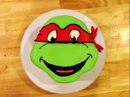 teenage mutant ninja turtle cake youtube