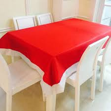 Fitted Round Tablecloth Online Get Cheap Solid Tablecloth Aliexpress Com Alibaba Group