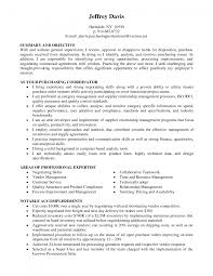 Sample Resume For Purchasing Agent Cover Letter Collection Agent Resume Call Center Collection Agent