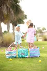 custom easter baskets for kids navy burlap monogrammed easter basket easter buckets