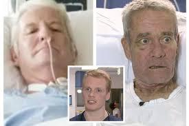 hero scottish doctor u0027s roadside surgery saves twin brothers u0027 lives