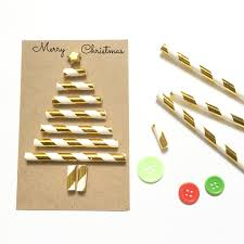 mommo design simple christmas crafts kids party pinterest