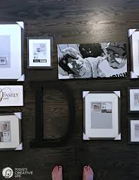 how to hang a picture frame how to hang a picture the easy way today u0027s creative life