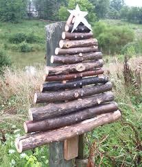 32 ideas for an alternative christmas trees primitive christmas