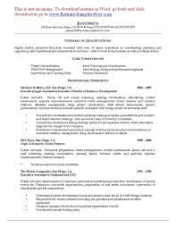 Secretary Sample Resume by Secretary Resume Examples Secretary Resume Objective Examples