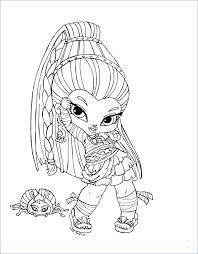 monster high coloring pages baby abbey bominable abbey bominable little girl monster high coloring page rkomitet org