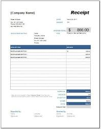 payment receipt template 18 payment receipt templates free sample