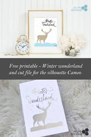 315 best christmas projects tutorials silhouette cameo