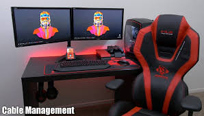 boitier bureau 8 bureaux de gamer qui donne envie le clan lda
