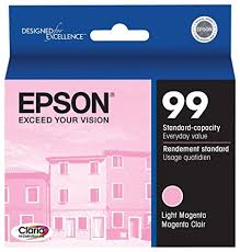Amazon Com Epson Claria Hi Definition 99 Standard Capacity Inkjet