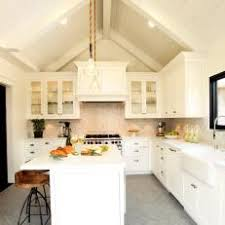 Lighting For Cathedral Ceiling In The Kitchen by Photos Hgtv