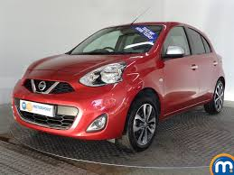 nissan red used nissan for sale second hand u0026 nearly new cars motorpoint