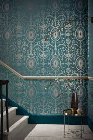 Hallway Wallpaper Ideas by 37 Best Dining Room Wallpaper Ideas Images On Pinterest