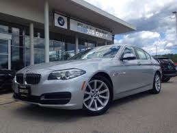 cars comparable to bmw 5 series 2014 bmw 5 series for sale in northfield