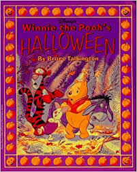 disney u0027s winnie pooh u0027s halloween bruce talkington