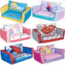 Winnie The Pooh Flip Out Sofa Flip Out Sofa Range Inflatable Kids Room New Minions Frozen Paw
