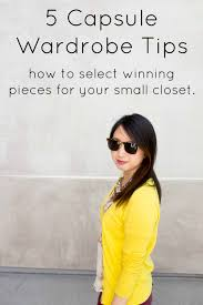 capsule wardrobe tips and 200 to get you started simplicity