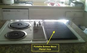 Cooktop Electric Ranges Portable Butane Cook Top Stove Explosion And Fire Investigation