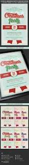 church christmas party flyer and poster template by godserv on