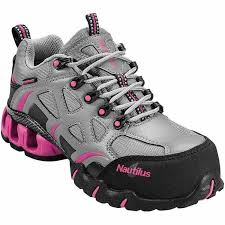 womens work boots uk michigan industrial shoe nautilus composite toe athletic for