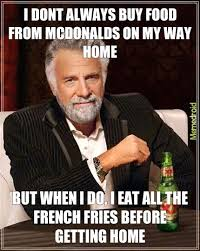 Go Kill Yourselves Meme - if you dont like mcdonalds french fries three words for you go