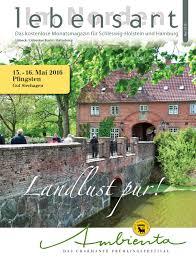 Mocca Bad Oldesloe Lebensart Im Norden Lübeck Mai 2016 By Verlagskontor Schleswig