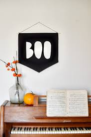13 minimal halloween decor ideas to make your home scary beautiful