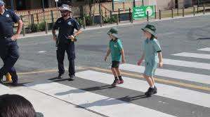 students learn road safety jimboomba times