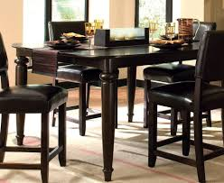 Red Dining Room Set by Dining Room Kitchen Table Height Awesome Tall Dining Room Table