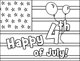 106 4th july coloring pages images coloring