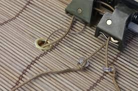 Cord Lock Roman Shade - how roman shades work