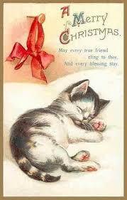 807 best vintage christmas cards prints images on pinterest