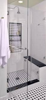 black and white tile bathroom ideas 31 retro black white bathroom floor tile ideas and pictures