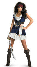 Pirates Caribbean Halloween Costume Pirates Caribbean Costume Ebay