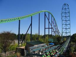 List Of Roller Coasters At Six Flags Great Adventure Top Ten Roller Coasters In America Best Roller Coaster In America