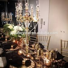 Hurricane Chandelier Crystal Table Candle Chandelier Crystal Table Candle Chandelier