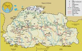 Ung Map Raping In Bhutan U0027s Compassionate Buddhism