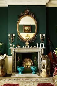 green livingroom green living room green paint houseandgarden co uk