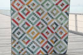 Beach Theme Quilt England Street Quilts Summer In The Park Free Jelly Roll Pattern