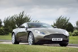aston martin db11 2017 aston martin db11 review your gran turismo awaits sire wsj