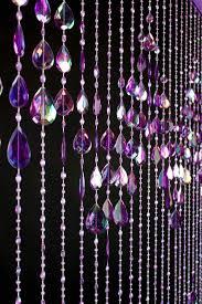 Bamboo Door Beads Australia by Purple Beaded Door Curtains Home Design U0026 Architecture Cilif Com